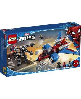 76150 LEGO SUPER HEROES PAJĘCZY ODRZUTOWIEC
