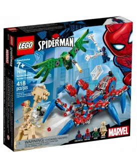 76114 LEGO SUPER HEROES MECHANICZNY SPIDER-MAN
