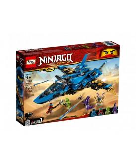 70668 LEGO NINJAGO BURZOWY MYŚLIWIEC JAYA