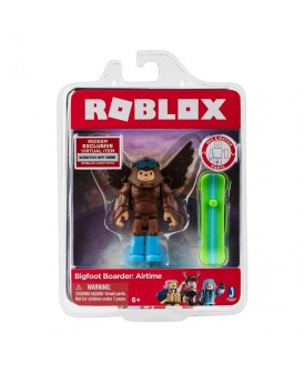 ROBLOX FIGURKA BIGFOOT BOARDER : AIRTIME