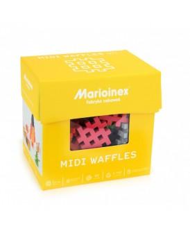 KLOCKI WAFFLE MIDI 90 EL.