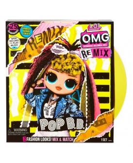 L.O.L SUPRISE O.M.G REMIX LALKA POP B.B.