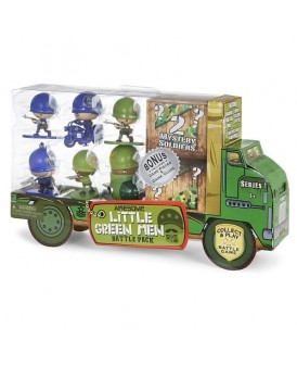 AWESOME LITTLE GREEN MEN BATTLE PACK 8 PCS
