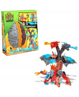 MEGA BLOCKS BREAKOUT FUSION  BEASTS 2W1 SLIME