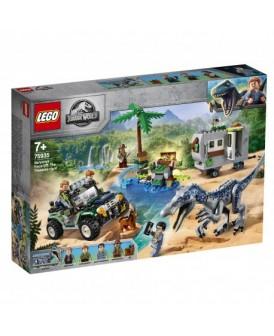 75935 LEGO JURASSIC WORLD STARCIE Z BARIONYKSEM