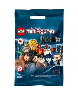71028 LEGO MINIFIGURKI HARRY POTTER 2 SERIA