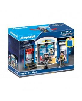 PLAYMOBIL 70306 PLAY BOX POSTERUNEK POLICJI
