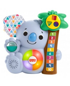 FISHER PRICE LINKIMALS INTERAKTYWNY KOALA