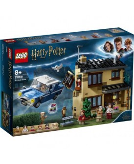 75968 LEGO HARRY POTTER PRIVET DRIVE 4