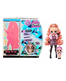 L.O.L. SURPRISE WINTER CHILL BIG WIG & MADAME QUEE