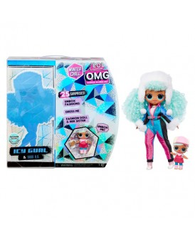 L.O.L. SURPRISE WINTER CHILL ICY GURL & BRRR B.B.