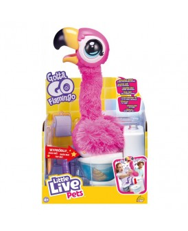 COBI LITTLE LIVE PETS INTERAKTYWNY FLAMING