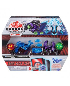 BAKUGAN ARMORED ALLIANCE BAKU-GEAR PACK