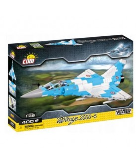 COBI 5801 ARMED FORCES SAMOLOT MIRAGE2000-5 400KL.