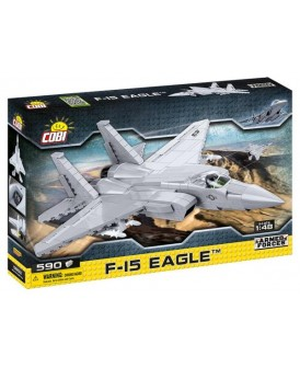COBI 5803 ARMED FORCES SAMOLOT F-15 EAGLE 590 KL.