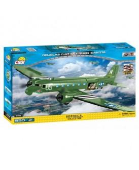 COBI 5701 HC WWII DUGLAS C-47 SKYTRAIN (DAKOTA)550