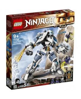 71738 LEGO NINJAGO STARCIE TYTANÓW MECH