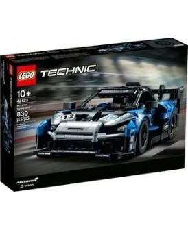 42123 LEGO TECHNIC MCLAREN SENNA GTR