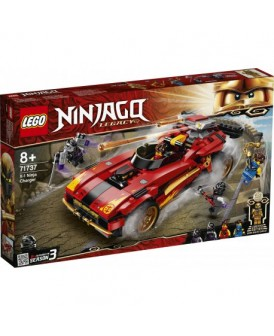 71737 LEGO NINJAGO NINJAŚCIGACZ X-1