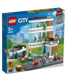 60291 LEGO CITY DOM RODZINNY