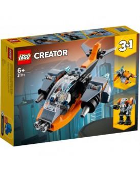 31111 LEGO CREATOR CYBERDRON
