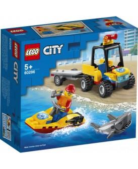 60286 LEGO CITY PLAŻOWY QUAD RATUNKOWY