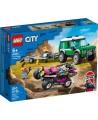 60288 LEGO CITY TRANSPORTER...