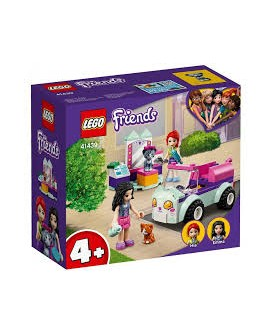 41439 LEGO FRIENDS SAMOCHÓD DO PIELĘGNIACJI KOTÓW