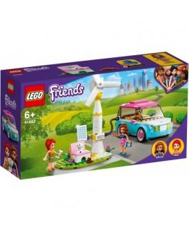 41443 LEGO FRIENDS SAMOCHÓD ELEKTRYCZNY OLIVII