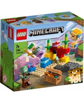 21164 LEGO MINECRAFT RAFA KORALOWA