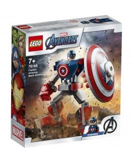 76168 LEGO SUPER HEROES MECH KAPITANA AMERYKI