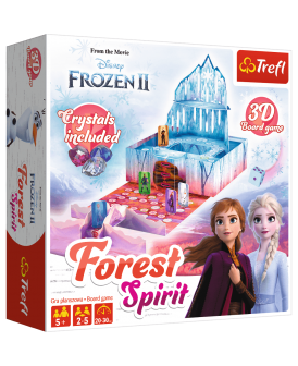 TREFL GRA PLANSZOWA FROZEN 2 FOREST SPIRIT