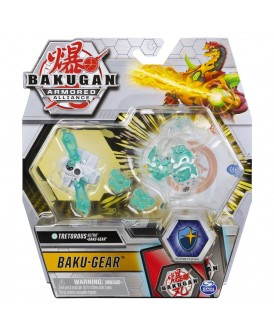 BAKUGAN ARMORED ALLIANCE BAKU-GEAR TRETOROUS ULTRA