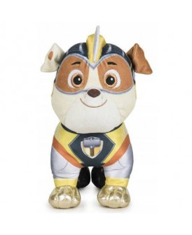 PSI PATROL MASKOTKA RUBLLE MIGHTY PAWS 19 CM