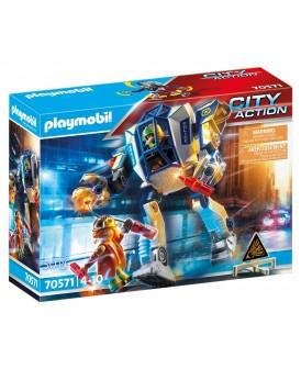 PLAYMOBIL 70571 POLICJA ROBOT : AKCJA SPECJALNA