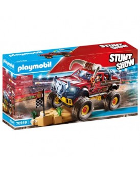 PLAYMOBIL 70549 STUNTSHOW MONSTER TRUCK ROGACZ