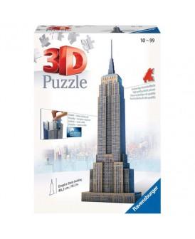 RAVENSBURGER PUZZLE 3D EMPIRE STATE BUILDING 226EL