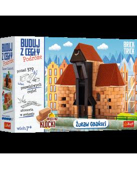 BRICK TRICK PODRÓŻE GDAŃSK ŻURAW XL