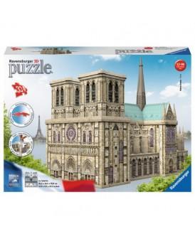 RAVENSBURGER PUZZLE 3D KATEDRA NOTRE DAME 324 EL.