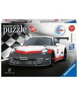 RAVENSBURGER PUZZLE 3D AUTO PORSCHE GT3 CUP 108 EL