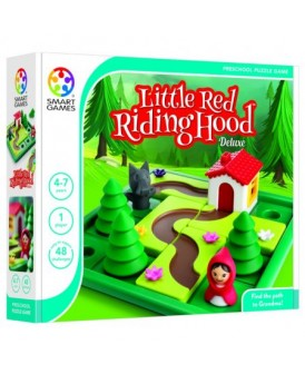 SMART GAMES GRA LITTLE RED RIDING HOOD ENG