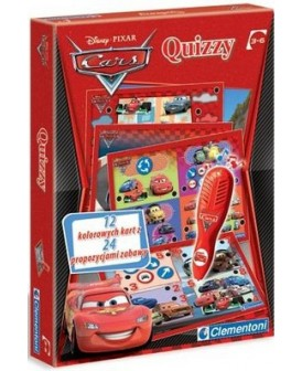 CLEMENTONI QUIZZY CARS 60705