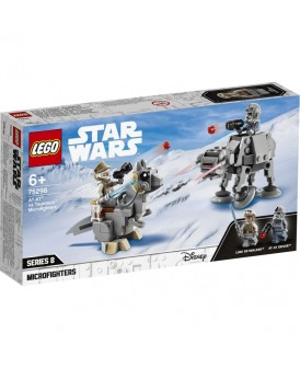 LEGO STAR WARS MIKROMYŚLIWIEC  AT-AT KONTRA TAUNTA