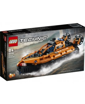 LEGO TECHNIC PODUSZKOWIEC RATOWNICZY