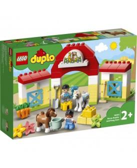 LEGO DUPLO STADNINA I KUCYKI