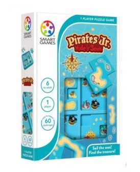 SMART GAMES PIRATES JR HYDE & SEEK ENG