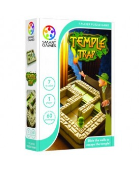 SMART GAMES GRA TEMPLE TRAP ENG