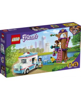 LEGO FRIENDS KARETKA WETERYNARYJNA