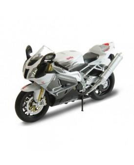 WELLY MOTOR SKALA 1:10 APRILIA RSV 1000R
