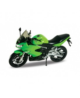WELLY MOTOR SKALA 1:10 KAWASAKI NINJA 650R